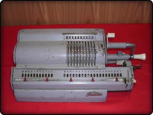 手搖計算機(1947~1960)