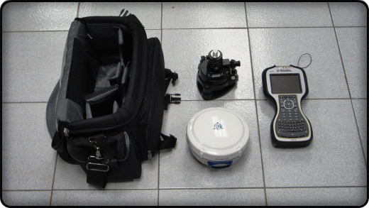 衛星接收儀(GPS)