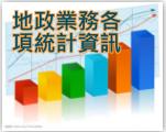 地政業務各項統計資訊